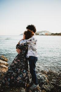 Del Mao Ibiza couple