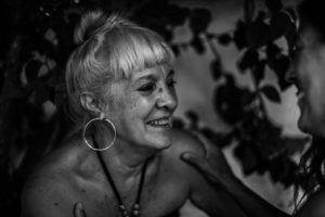 Del Mao Ibiza mother daughter photo