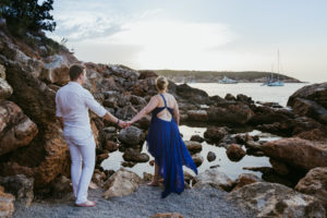 Del Mao photographe Ibiza couple