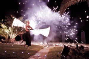 Del Mao photographe Ibiza soirée mariage