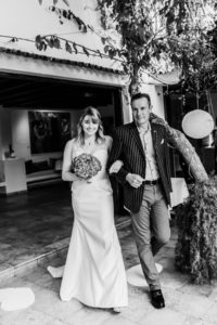 Del Mao Ibiza intimate wedding